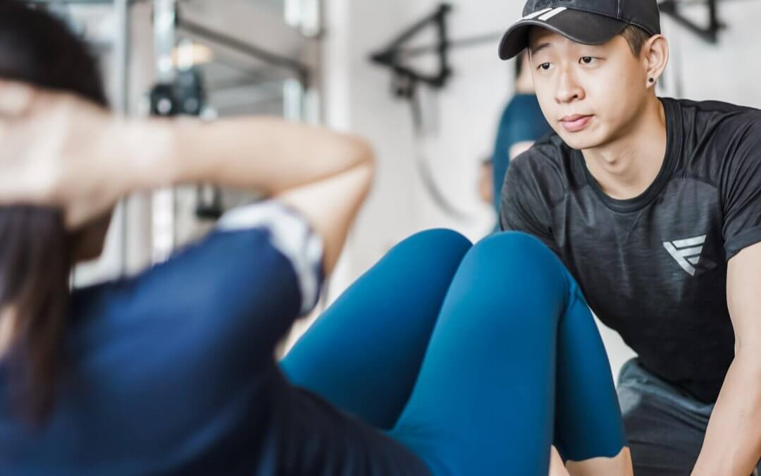 Personal Training: No One Forgets Their First Time