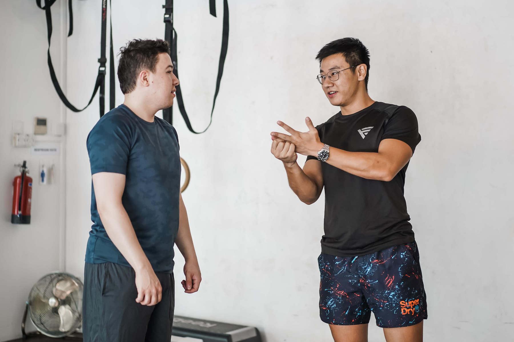 Personal Training - Consultation (1)