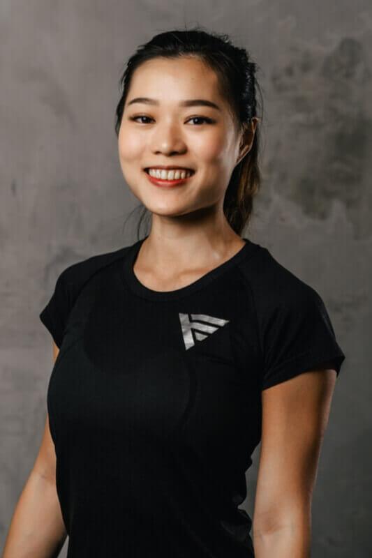 Personal Trainer - Sharlynn Ooi