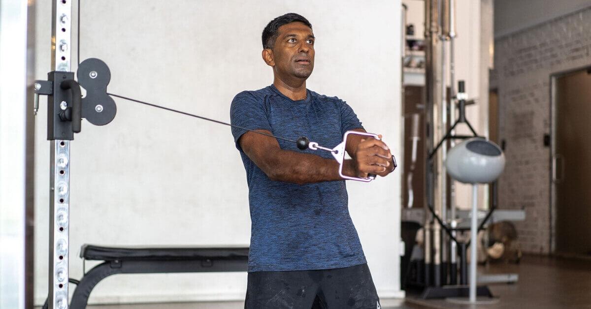 Arjun Raghavan - Strengthening Core and Rotation
