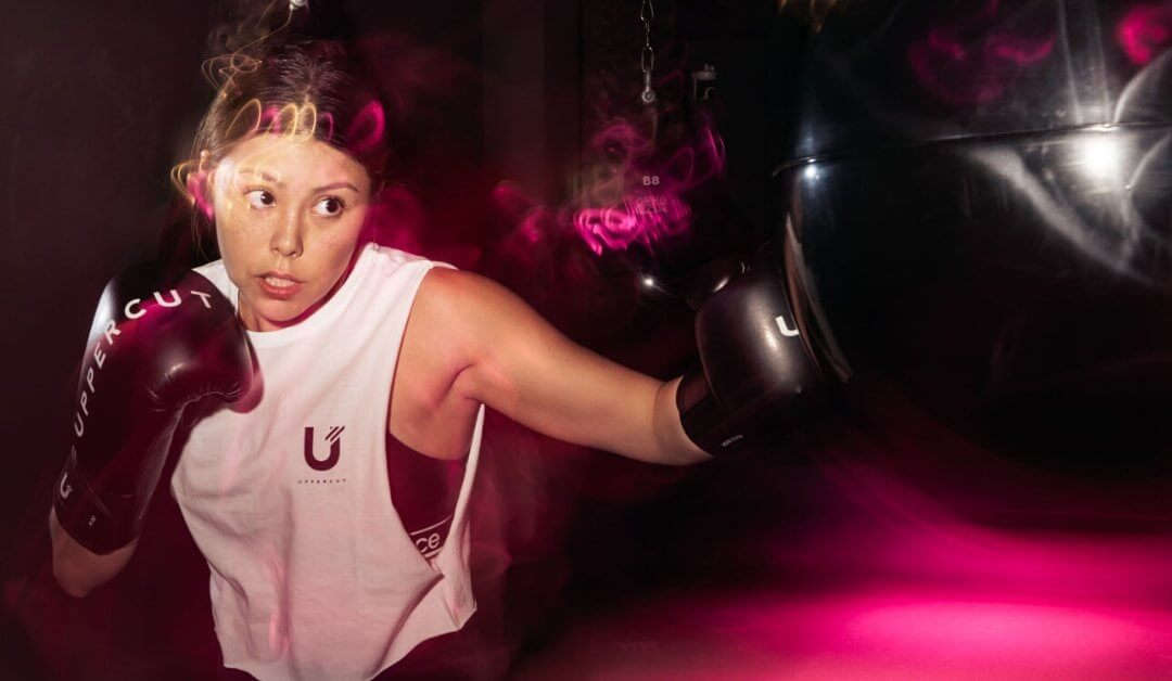 "Barbara Latimer: ""I train so I can box better"""