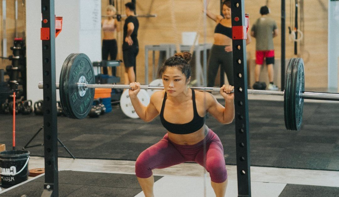 "Erica Tenggara: ""I train so I can move better and lift heavier"""