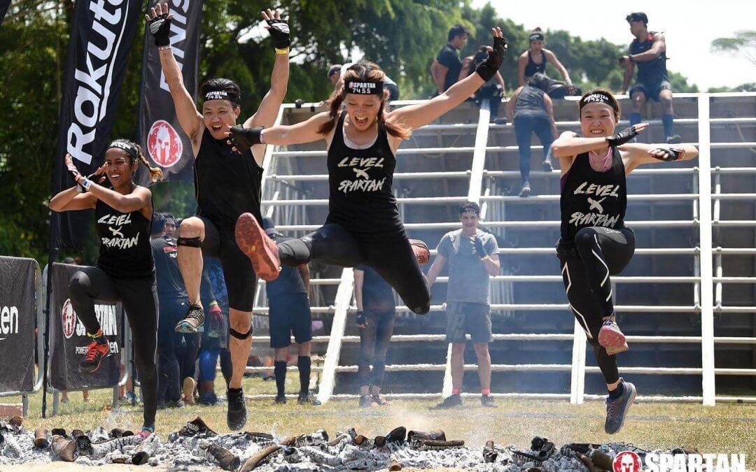Level X Spartan Race 2019