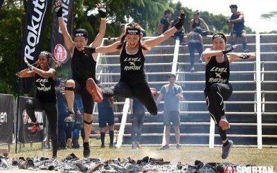 """The Bukit Timah Spartan Race 2019 – """"Veni, Vidi, Vici"""""""