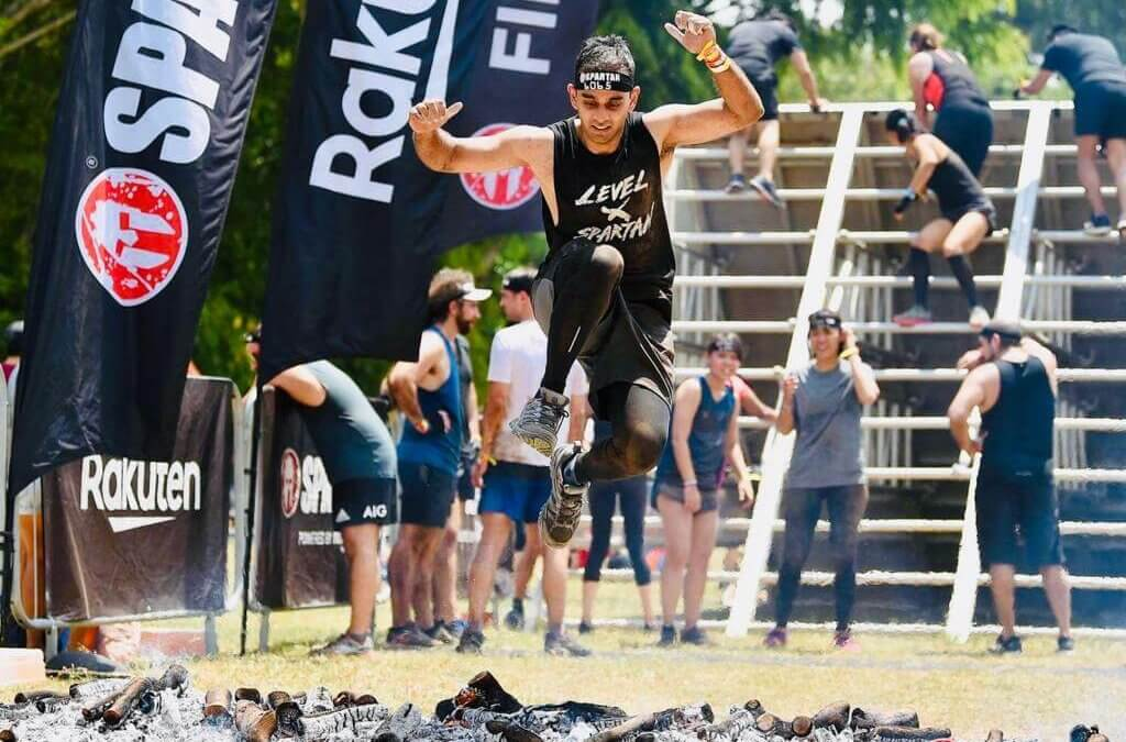 Spartan Race - Aneesh Chowdary