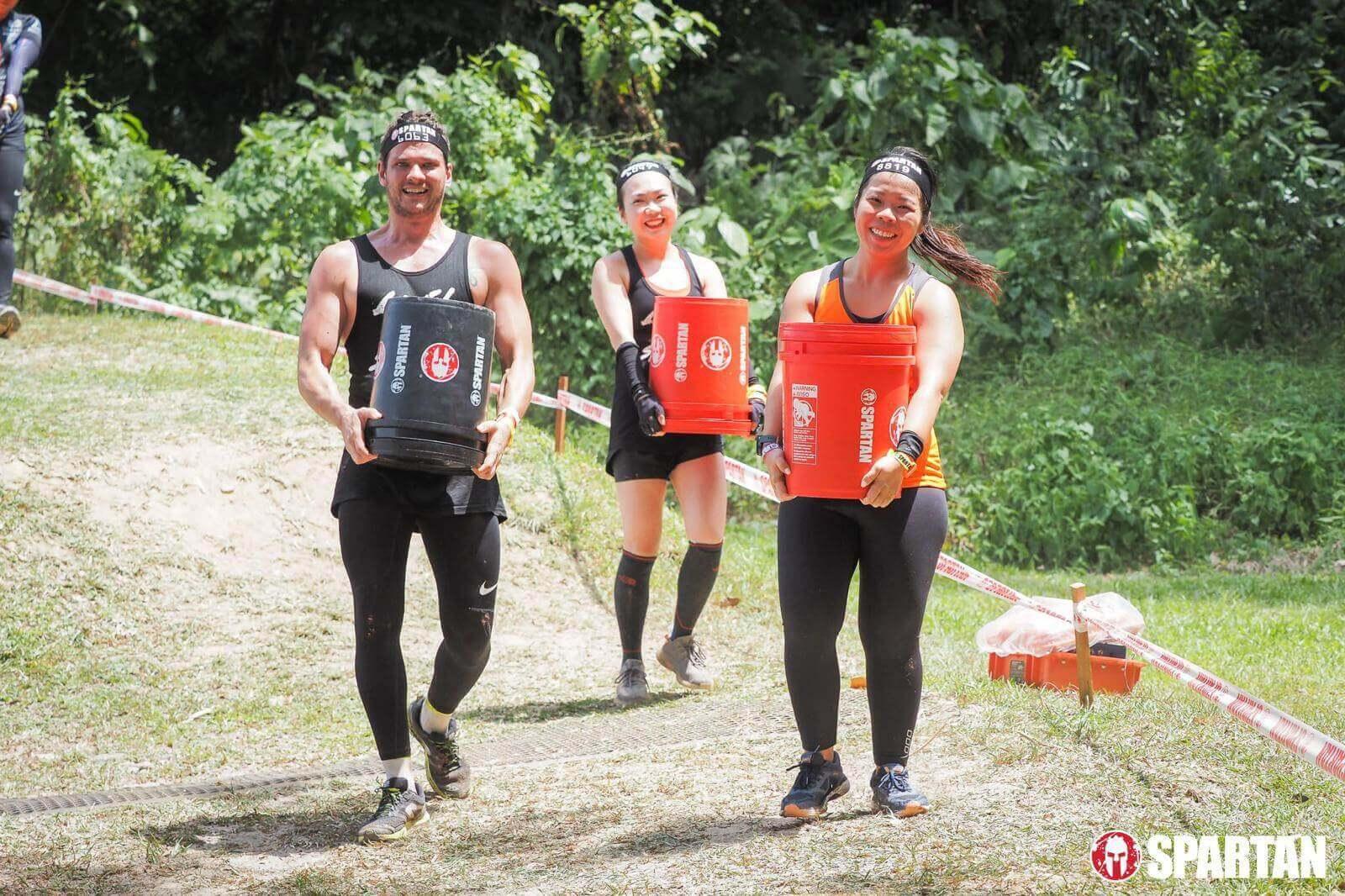 Spartan Race Training Program - Level Singapore