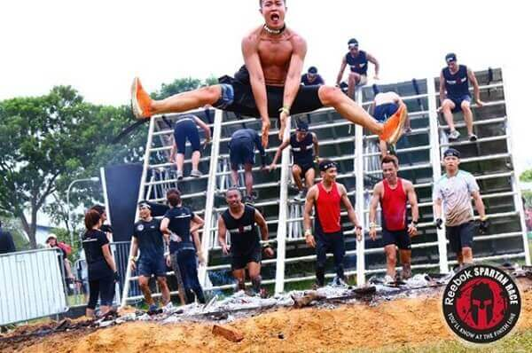 Spartan Race - John Cheah
