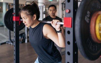 "Wee Shu Ting: ""I train so I can practice yoga pain free"""
