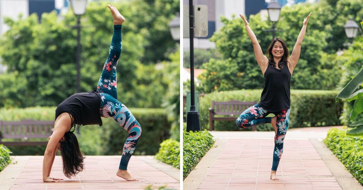 Wee Shu Ting - Yoga