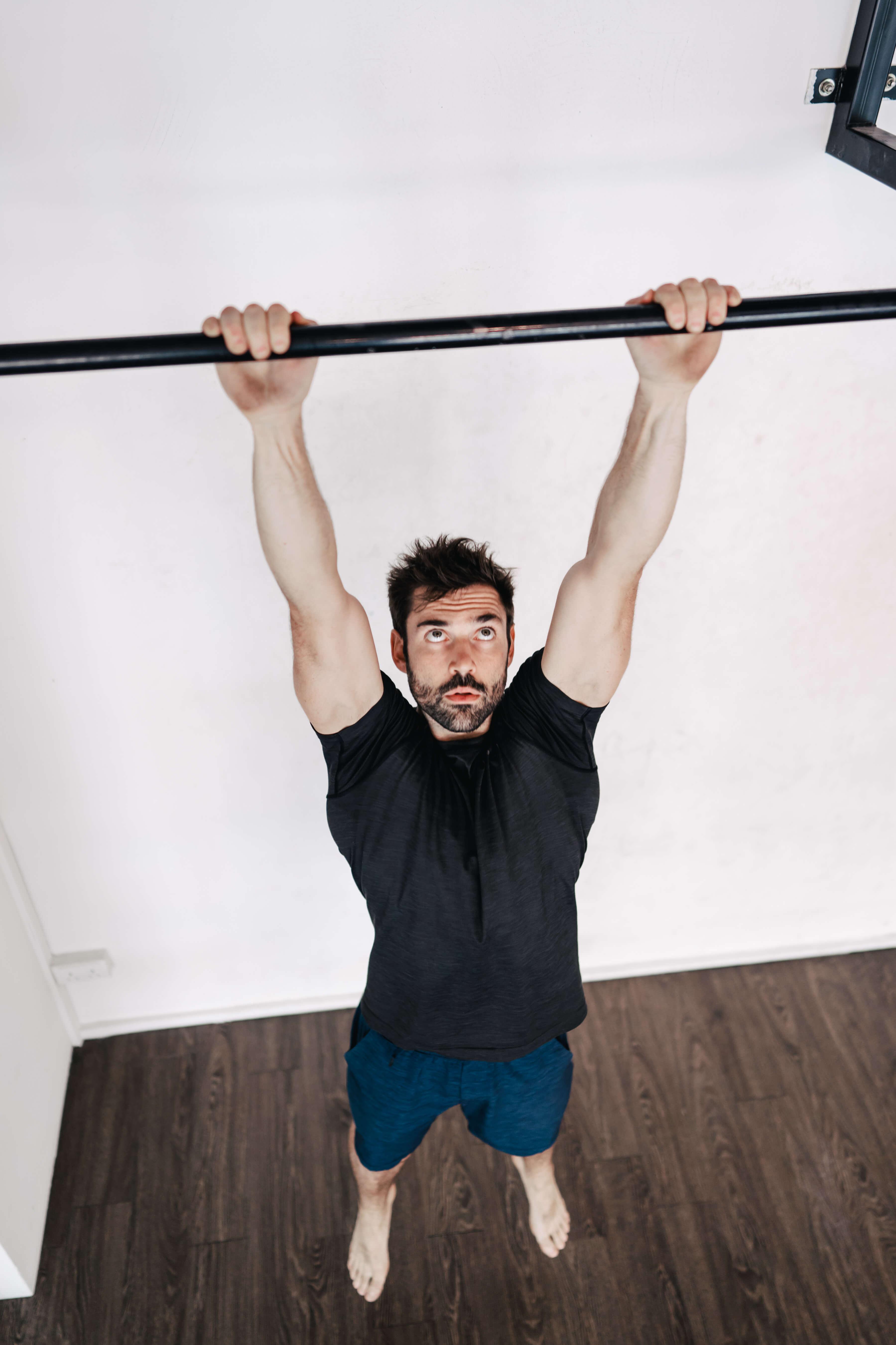 pull ups for upper back strength
