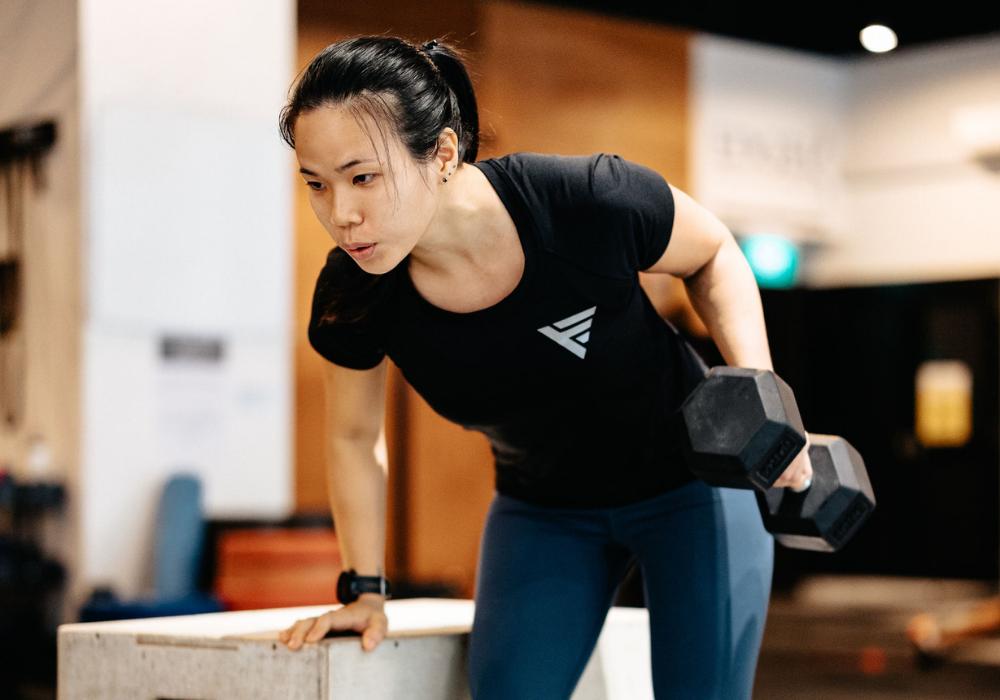 Benefits of Lifting Weights - Hannah