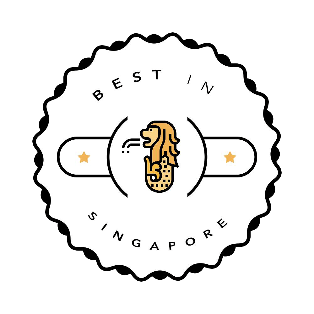 Best in Singapore Badge - Best Gym for Personal Training