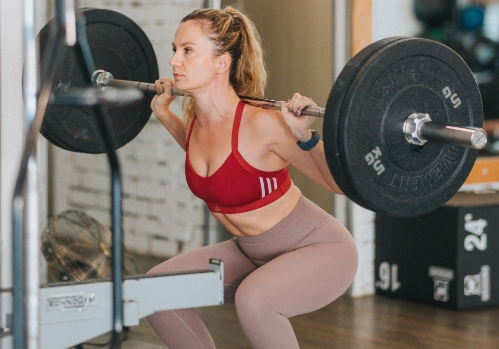 Eleni - Will lifting weights make you bulky