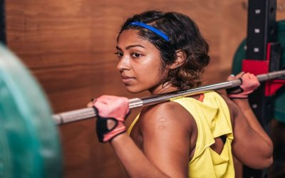 Why Women Lift: Is training with light weights better than heavy weights for women?