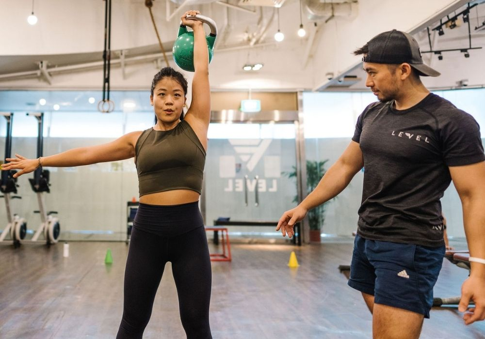 Ling - Will lifting weights make you bulky