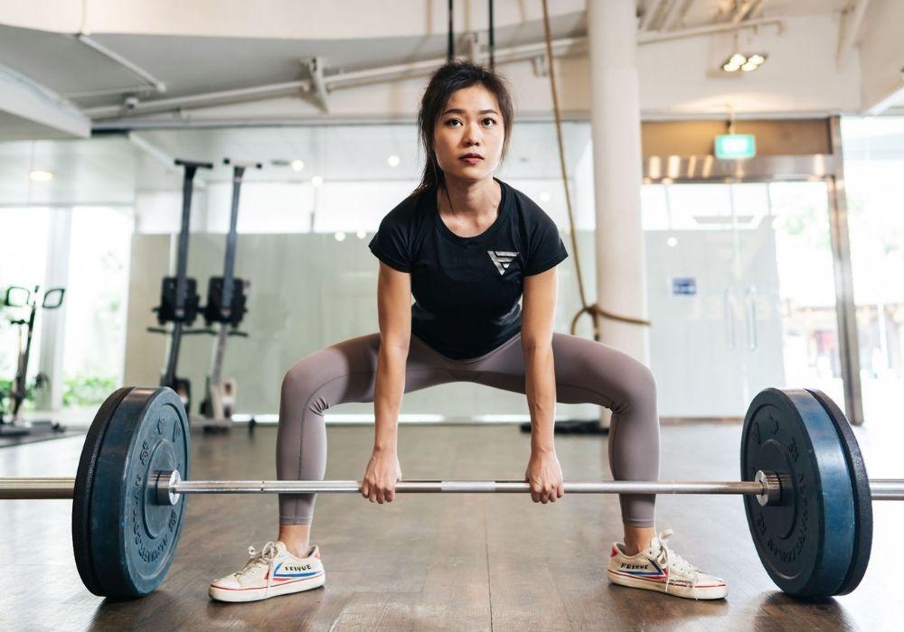 Sharlynn - Will lifting weights make you bulky