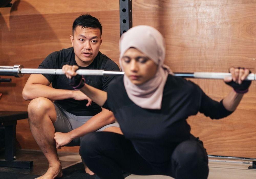 Suraya - Will lifting weights make you bulky