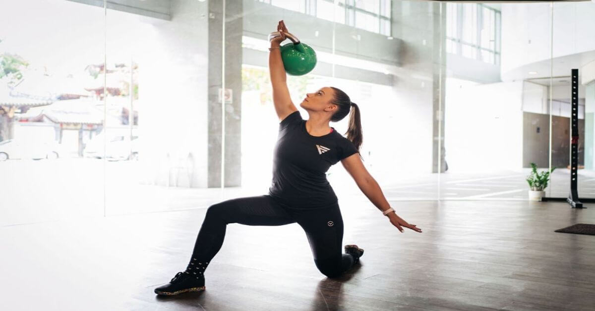 What are the benefits of lifting weights for women?- Bronwen Appel