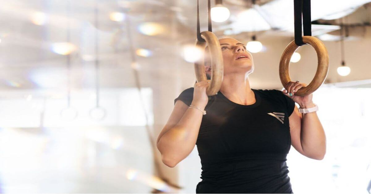 What would you say to a woman who's afraid to lift heavy? -Bron