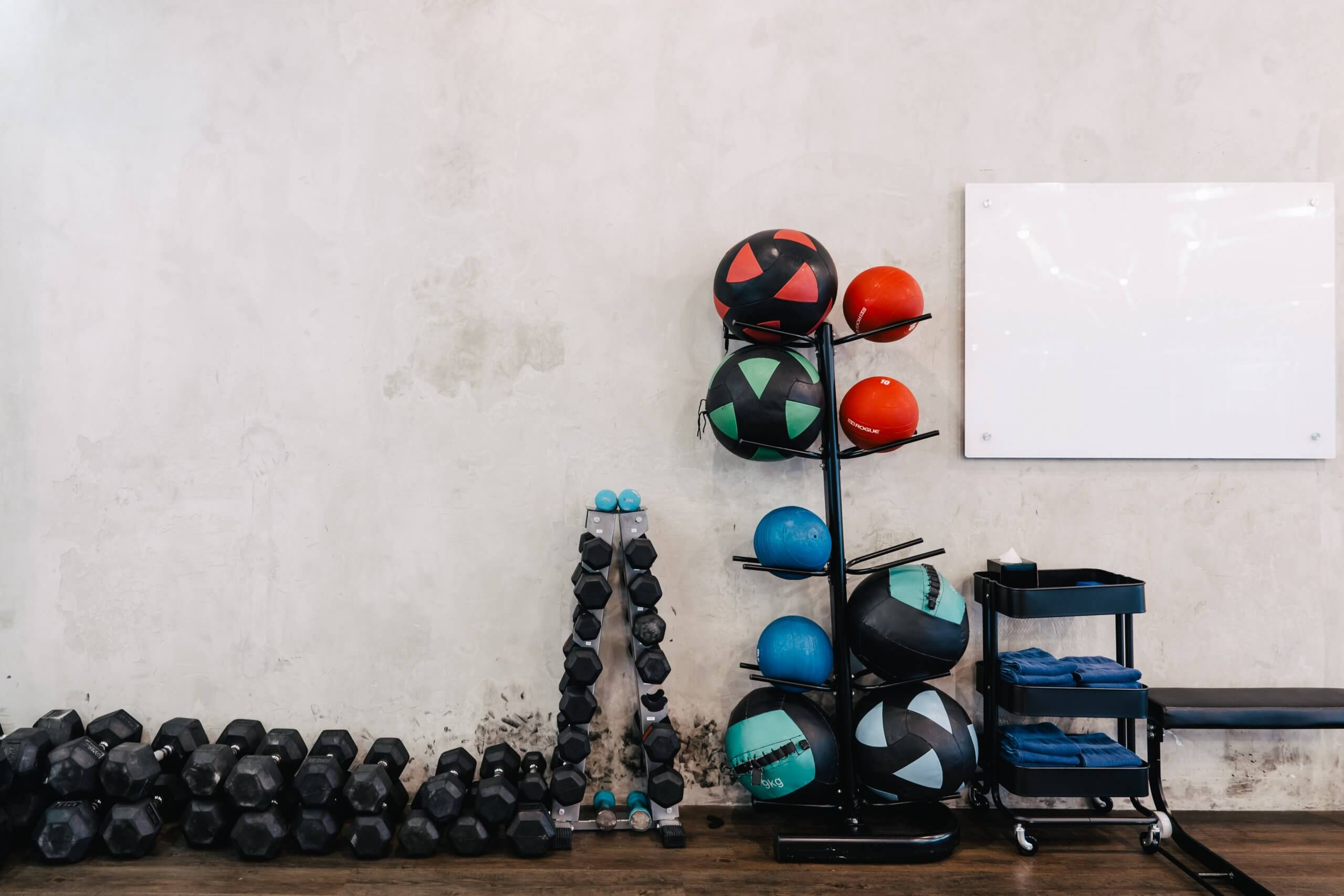 How to Set Up Your Home Gym