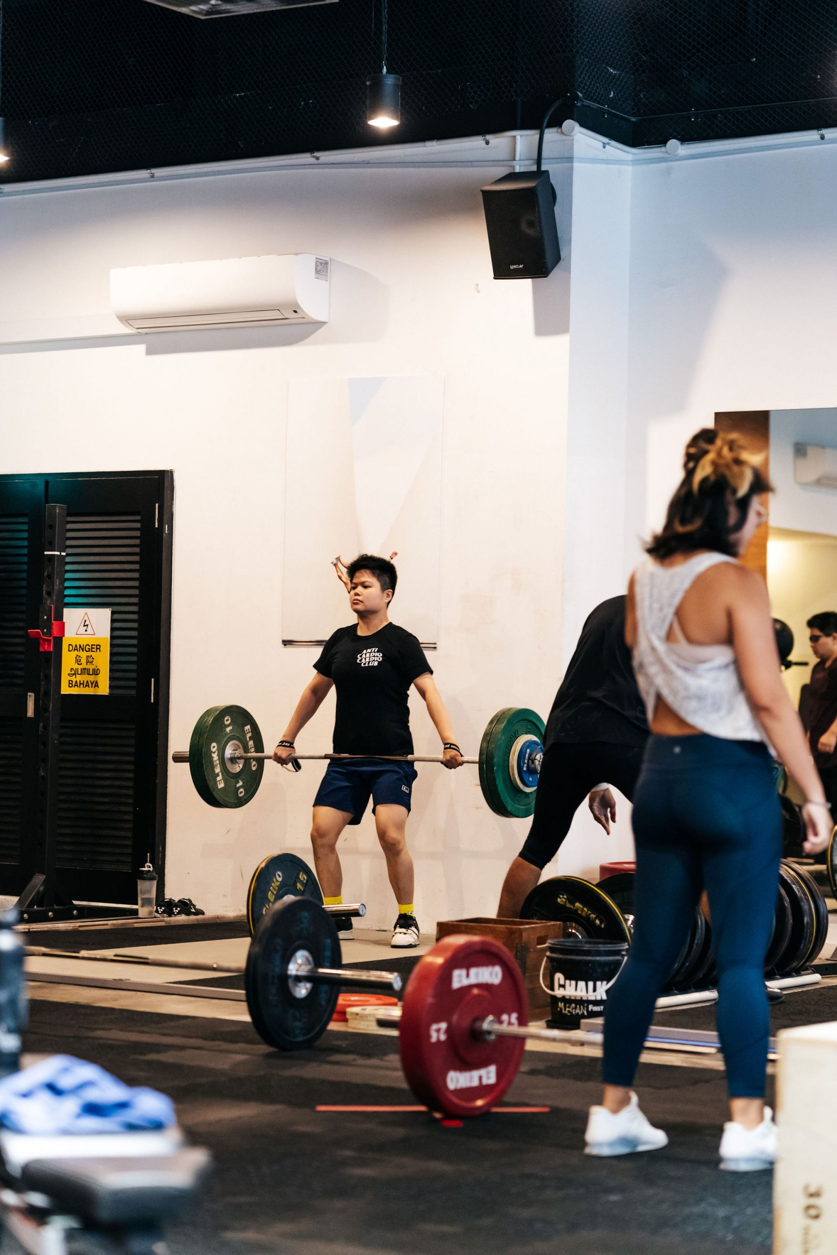Barbell Club Behind The Scenes