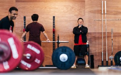 Barbell Club: Behind The Scenes