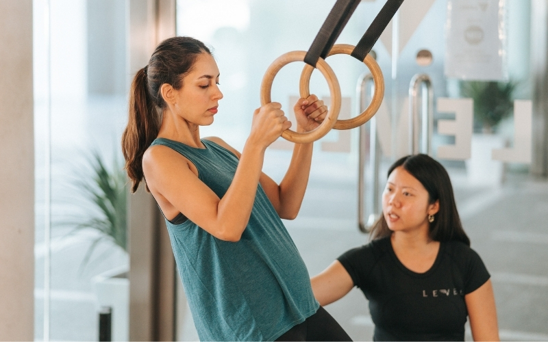 """Sheetal Pritmani: """"I train pre-partum so I can be strong when my baby arrives"""""""