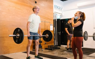 "Thomas Coffman (age 66): ""I train for better metabolic health"""