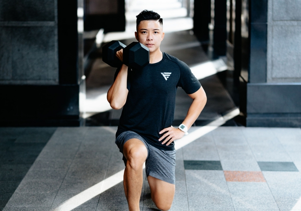 Hadrian Ro - Personal Trainer at Level