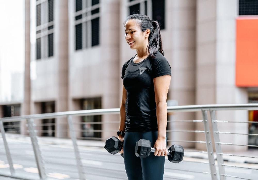Hannah Ko - Personal Trainer at Level