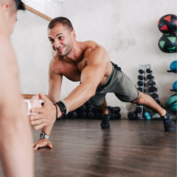 Virtual Sweat (No Equipment)