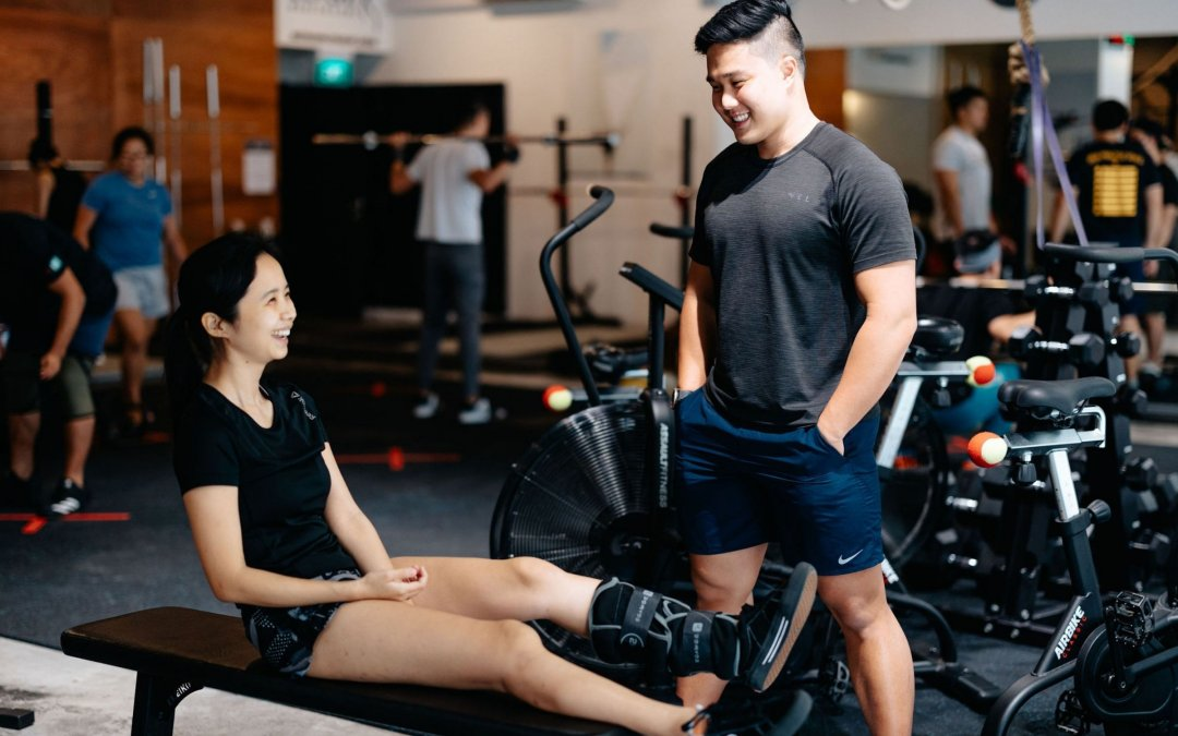 How Working with a Personal Training Coach Can Help with Injury Rehabilitation