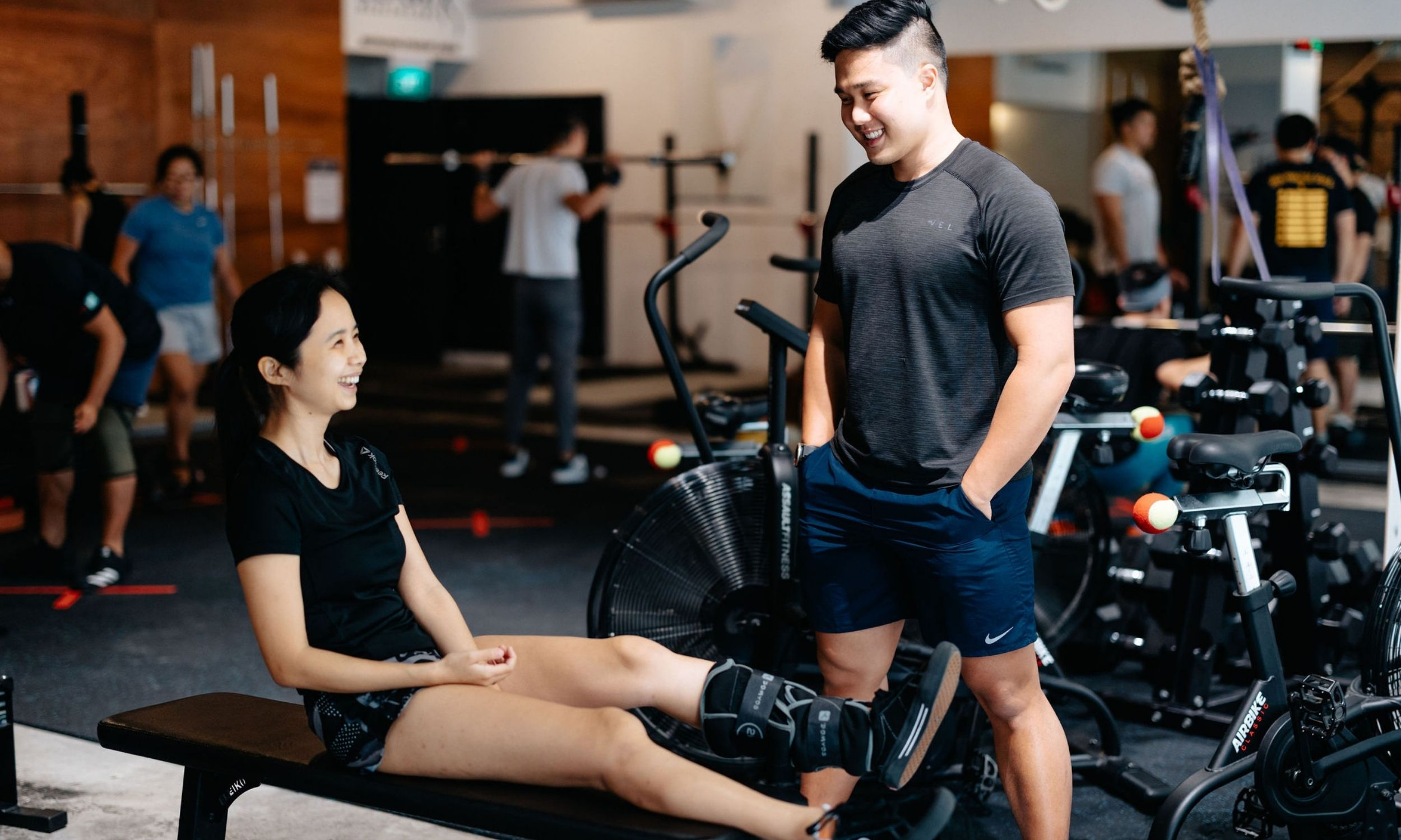 Personal Training For Injury Rehabilitation
