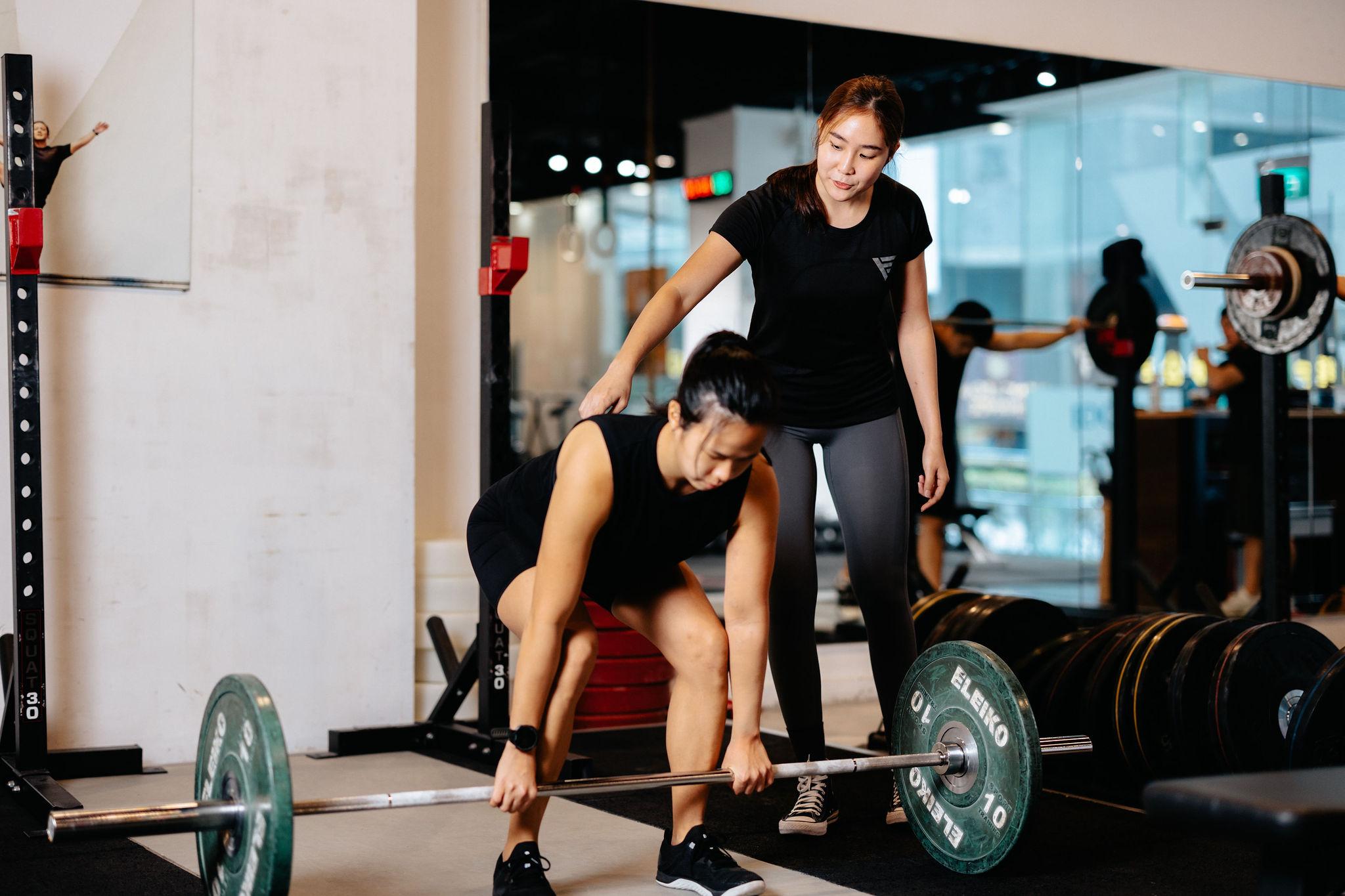 Why Women Lift: Krystle
