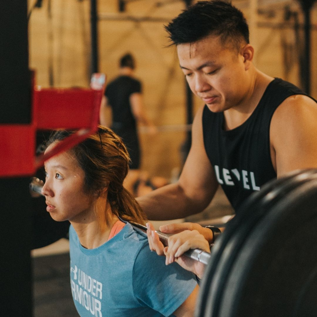 Personal Training for Teens - Build Strength